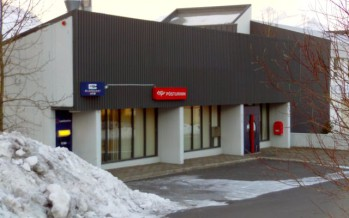Höfuðstöðvar Landsbankans til Fáskrúðsfjarðar