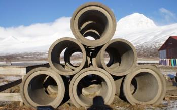 Aðkoma að bæjarkjörnum – Fáskrúðsfjörður