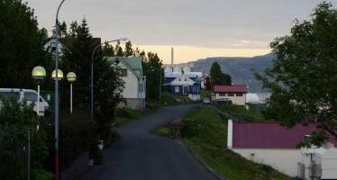Kvöldganga um fjörðinn fagra
