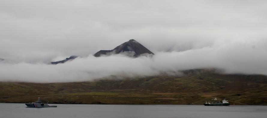 Tilraun gerð við að ná Green Freezer á flot