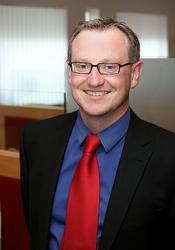 Páll Björgvin Guðmundsson, bæjarstjóri Fjarðabyggðar