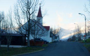 Vatnslaust við Skólaveginn, Fáskrúðsfirði