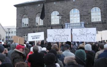Loforð og efndir ríkisstjórna