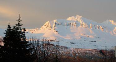 Veðursæld í Fáskrúðsfirði