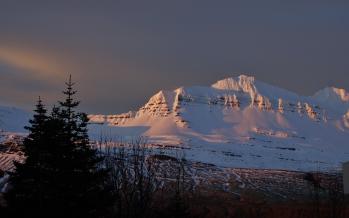 Fáskrúðsfjörður rafmagnslaus í gærkvöldi