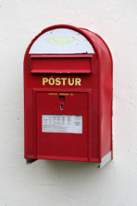 Post_box_in_Iceland