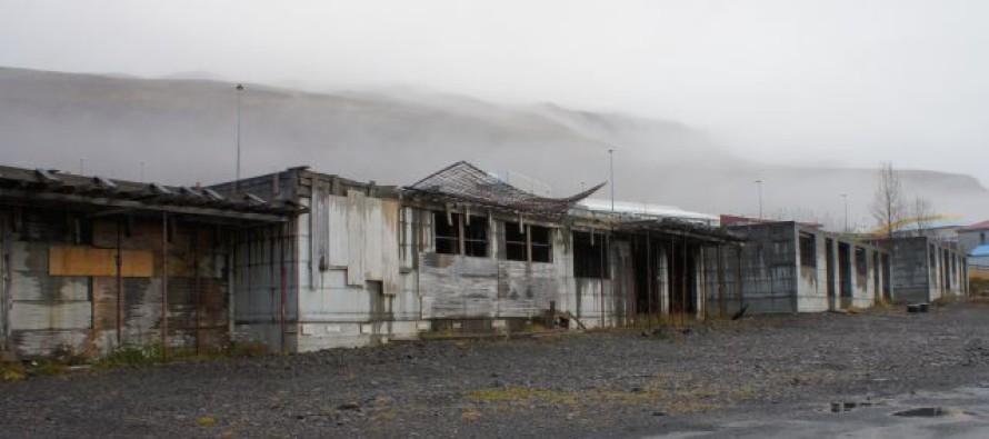Fyrirtækið Og synir ehf klárar að byggja Skólaveg 98-112