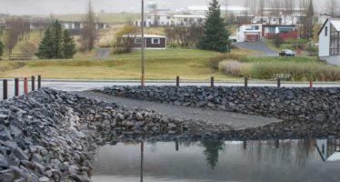 2 tonn af lýsi fóru í sjóinn í Fáskrúðsfirði