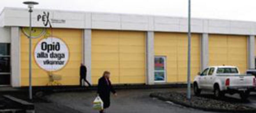 Krónan á Reyðarfirði