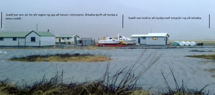 Miklir vatnavextir í Fáskrúðsfirði