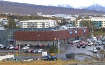 Glerártorg Akureyri – dýr verslunarstaður