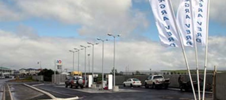 Atlantsolía boðar lækkun á bensíni og dísilolíu í dag 1. maí