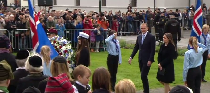 17. júní í Reykjavík – Grár fyrir járnum