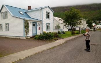 Myndir frá Seyðisfirði