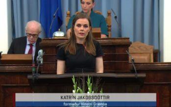 Kjarabótum logið upp á öryrkja og eldri borgara – Bjarni Benediktsson og Katrín Jakobsdóttir