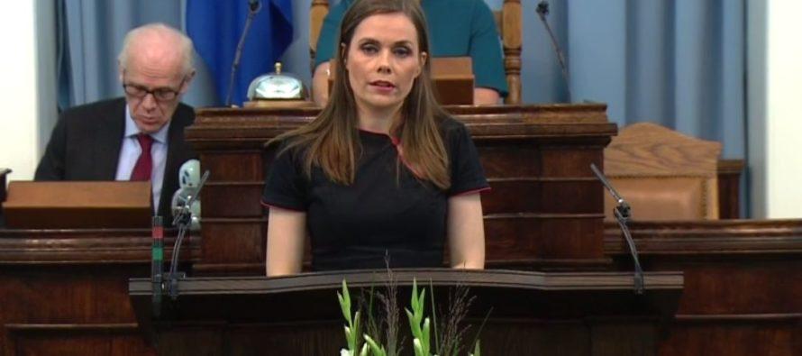 Katrín Jakobsdóttir um réttlætið – Stefnuræða forsætisráðherra