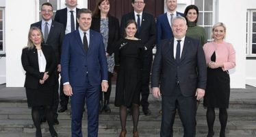 Gæti sveppur verið að stjórna alþingismönnum?