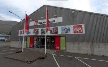 Byko hætt og farið, -og Húsasmiðjan á leiðinni frá Fjarðabyggð