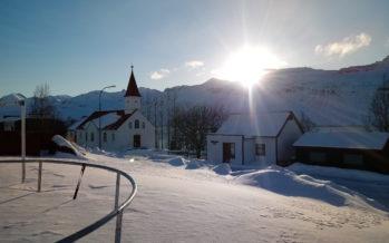 Sól í Fáskrúðsfirði